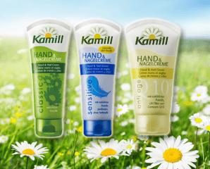 Kamill護手霜系列