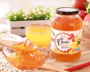 韓廚蜂蜜檸檬柚子茶,限時4.8折,今日結帳再享加碼折扣