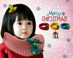 韓版兒童保暖小鹿圍脖,限時3.7折,今日結帳再享加碼折扣