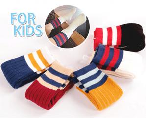 運動風純棉長筒兒童棉襪,限時4.5折,今日結帳再享加碼折扣