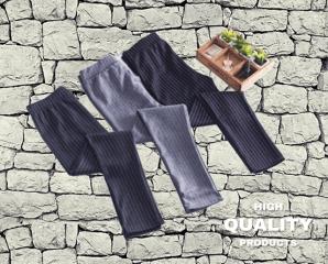 韓版直紋顯瘦彈性打底褲,限時4.4折,今日結帳再享加碼折扣