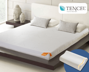 LooCa頂級天絲記憶床枕,限時3.8折,請把握機會搶購!