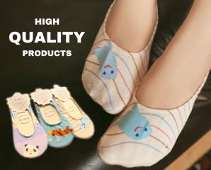 韓國可愛動物淺口隱形襪,限時3.9折,今日結帳再享加碼折扣