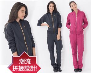 TOP GIRL豹紋風衣套裝,限時3.5折,今日結帳再享加碼折扣