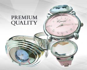 Kimio時尚品味手環錶,限時2.9折,今日結帳再享加碼折扣