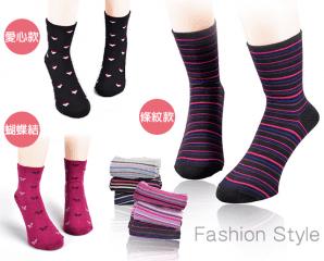 舒適0痕跡時尚寬口女襪,限時4.0折,今日結帳再享加碼折扣