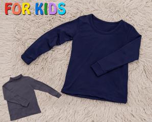 兒童優質刷毛保暖衣,限時4.6折,今日結帳再享加碼折扣