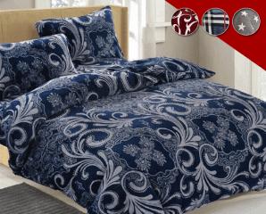 法蘭絨鋪棉床包兩用被組,限時3.4折,請把握機會搶購!