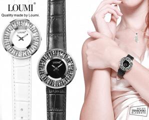 施華洛世奇時尚鑽錶,限時2.7折,今日結帳再享加碼折扣