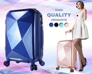 法國奧莉薇閣鑽石行李箱,限時3.0折,今日結帳再享加碼折扣