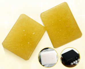 黃金保濕嫩白潔痘皂系列,限時5.2折,今日結帳再享加碼折扣