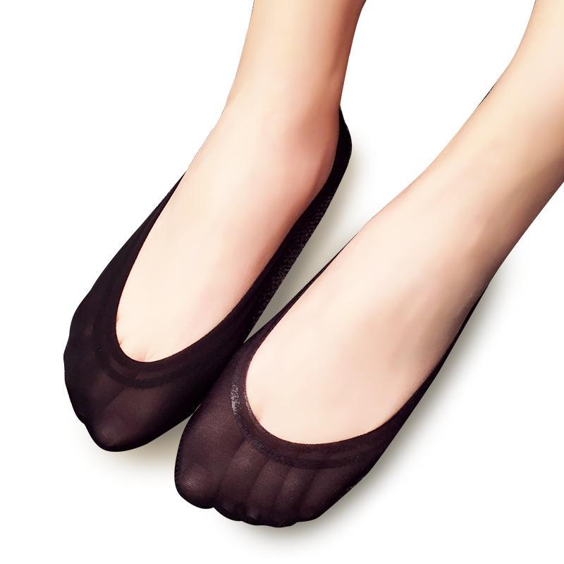 冰絲玫瑰矽膠防滑隱形襪,今日結帳再打85折