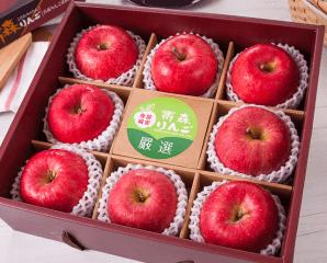 日本特選富士蘋果禮盒,限時6.6折,今日結帳再享加碼折扣