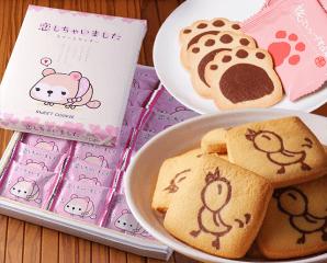 日本超萌餅乾禮盒系列,限時5.7折,今日結帳再享加碼折扣