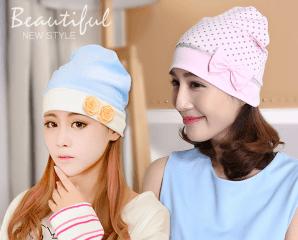 韓版保暖時尚產婦防風帽,今日結帳再打88折