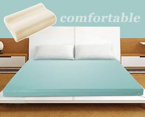 Q彈乳膠防蹣床墊,限時0.8折,請把握機會搶購!