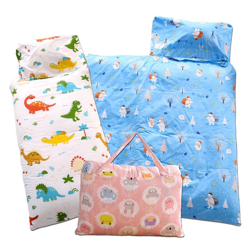 DON 100%棉兩用鋪棉兒童睡袋,今日結帳再打85折