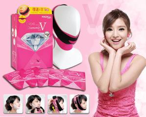 韓國醫美級V臉拉帶面膜,限時5.0折,今日結帳再享加碼折扣