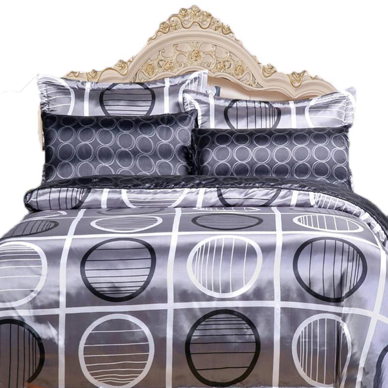 歐式絲絨鋪棉床罩六件組,今日結帳再打85折