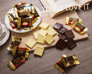 黃金之礦歐式巧克力禮盒,限時7.7折,今日結帳再享加碼折扣