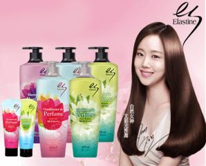 韓國Elastine洗髮精系列,限時3.5折,今日結帳再享加碼折扣