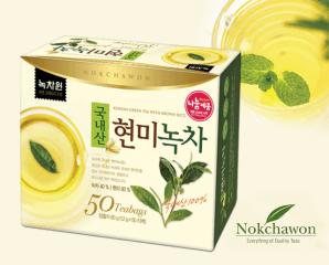 Nokchawon韓國玄米綠茶,限時5.3折,今日結帳再享加碼折扣