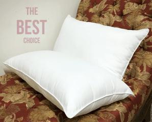 柔軟抗菌防蹣羽絲絨枕,限時3.4折,今日結帳再享加碼折扣