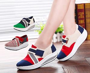 防滑輕便時尚設計健走鞋,限時2.6折,今日結帳再享加碼折扣