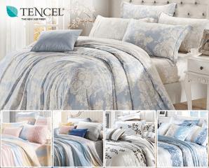 頂級天絲舖棉兩用床罩組,限時1.5折,請把握機會搶購!