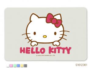 Hello Kitty珪藻土地墊,限時9.1折,今日結帳再享加碼折扣