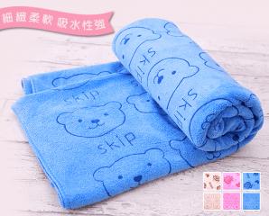 柔膚超吸水速乾大浴巾,限時6.0折,今日結帳再享加碼折扣