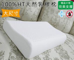 防蟎抗菌HT天然乳膠枕,限時2.4折,今日結帳再享加碼折扣