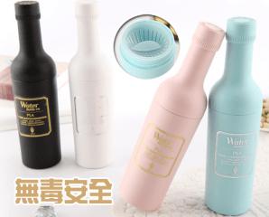 環保PLA酒瓶造型水瓶,限時4.0折,今日結帳再享加碼折扣