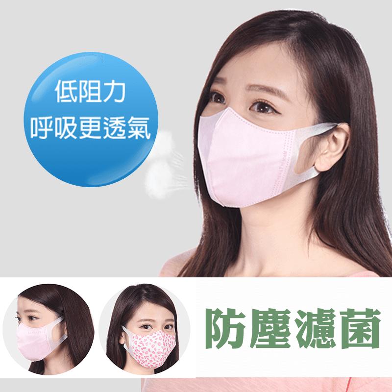 順易利SUMEASY台灣醫療級3D立體口罩,今日結帳再打85折