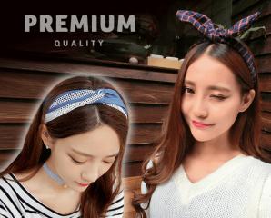 韓流時尚街頭髮帶/髮飾,限時3.3折,今日結帳再享加碼折扣