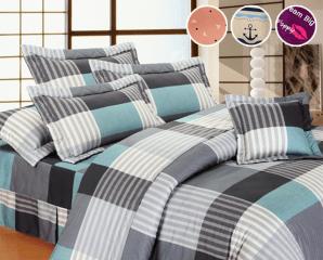 台灣製保暖棉床罩床包組,限時7.1折,今日結帳再享加碼折扣